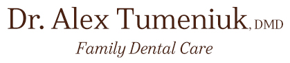 Dr. Alex Tumeniuk, Family Dental Care
